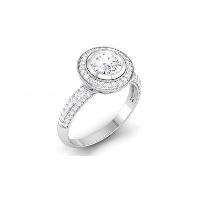 Francey Diamond Ring
