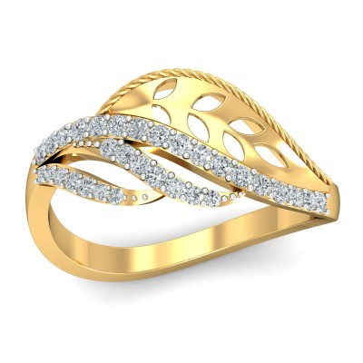 Birdie Diamond Ring