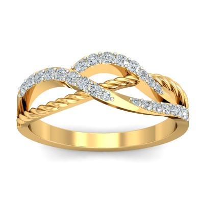 Blodwen Diamond Ring