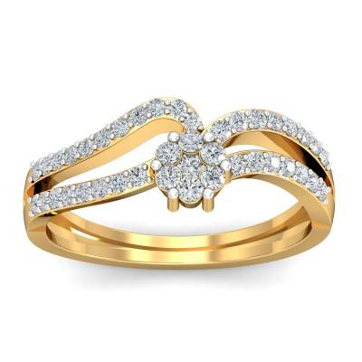 Agnieszka Diamond Ring