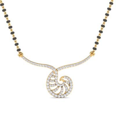 Avantika Diamond Mangalsutra