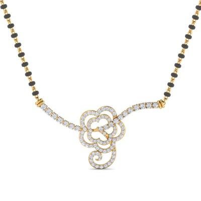 Deva Diamond Mangalsutra