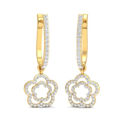 Deva Diamond Earring
