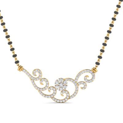 Shagun Diamond Mangalsutra