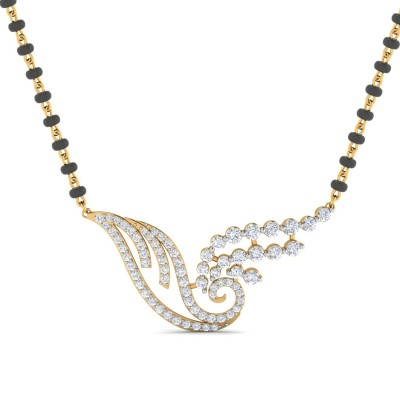 Aveda Diamond Mangalsutra