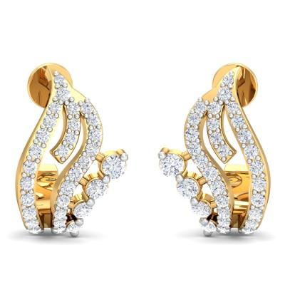 Aveda Diamond Earring