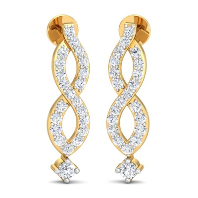 Sanyukta Diamond Earring