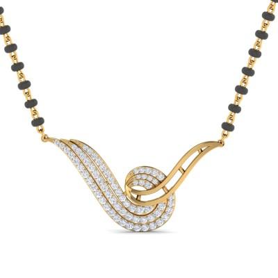 Samaira Diamond Mangalsutra