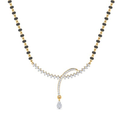 Royal Diamond Mangalsutra