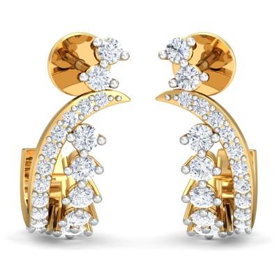 Royal Diamond Earring