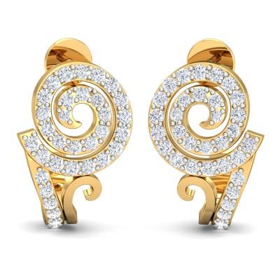 Akriti Diamond Earring