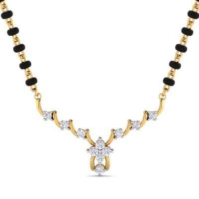 Pristine Diamond Mangalsutra