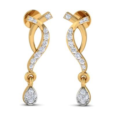 Flawless Diamond Earring