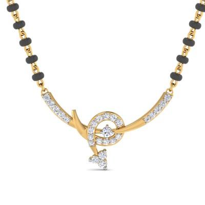 Adishakti Diamond Mangalsutra