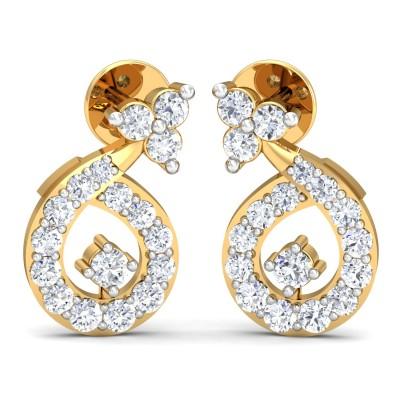 Adishakti Diamond Earring