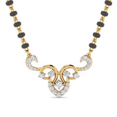 Jagriti Diamond Mangalsutra