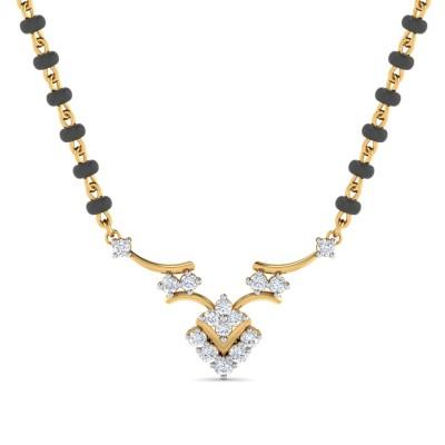 Tamanna Diamond Mangalsutra