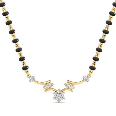Kritika Diamond Mangalsutra