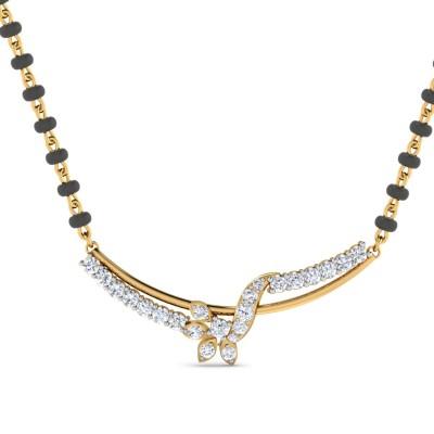 Jyoti Diamond Mangalsutra