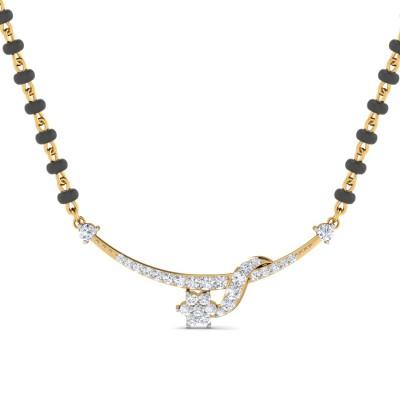 Divya Diamond Mangalsutra