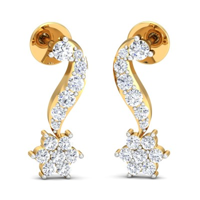 Divya Diamond Earring