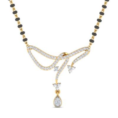Archita Diamond Mangalsutra