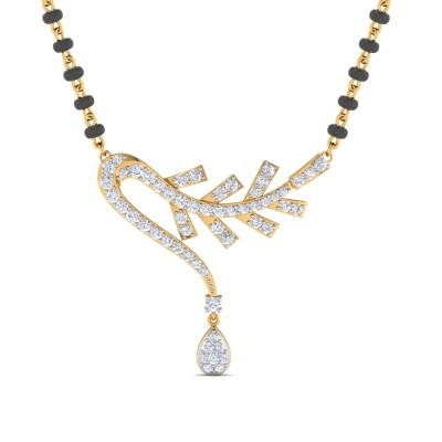 Amrita Diamond Mangalsutra