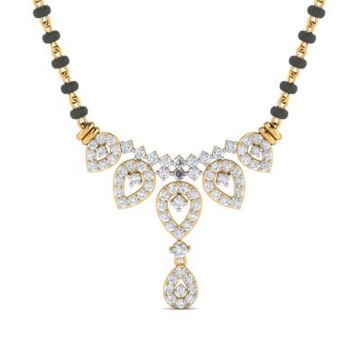 Aanchal Diamond Mangalsutra