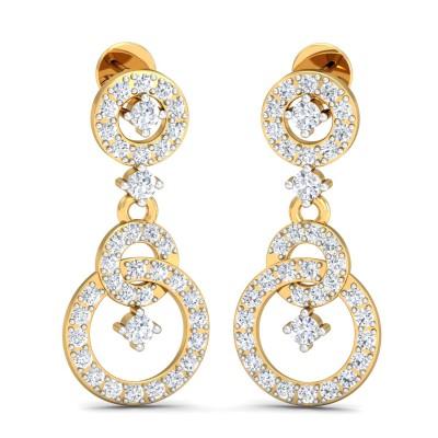 Sumedha Diamond Earring
