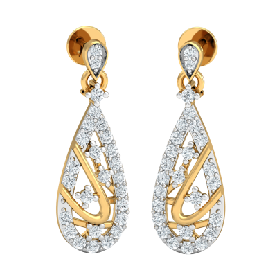 Dhanvi Diamond Earring