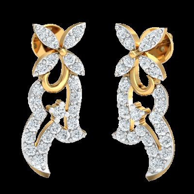 Baidehi Diamond Earring