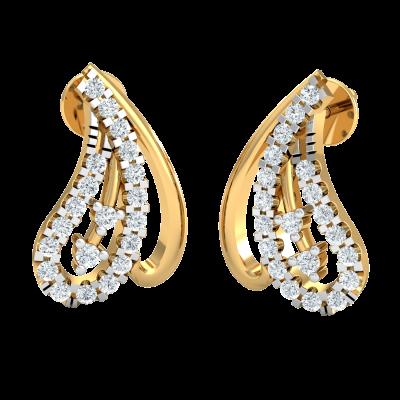 Daivi Diamond Earring