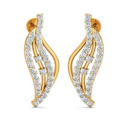 Fabianna Diamond Earring