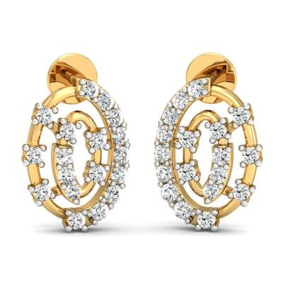 Fae Diamond Earring