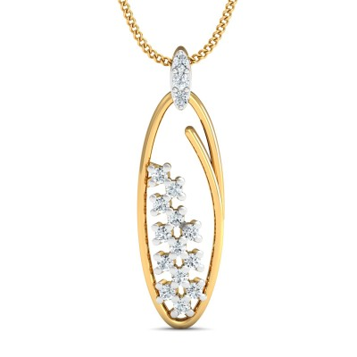 Esha Diamond Pendant