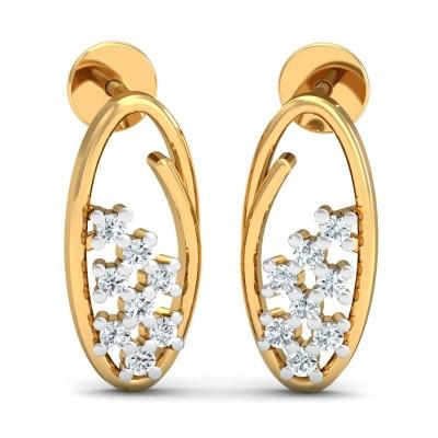 Esha Diamond Earring