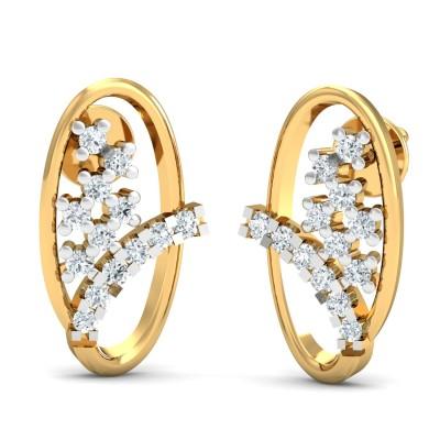 Ekisha Diamond Earring
