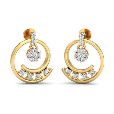 Fabricia Diamond Earring