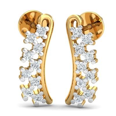 Gaurika Diamond Earring