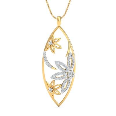 Gadhini Diamond Pendant