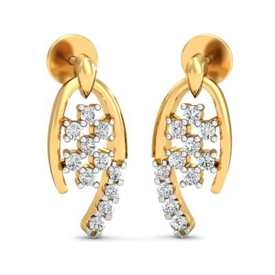 Fabrienne Diamond Earring