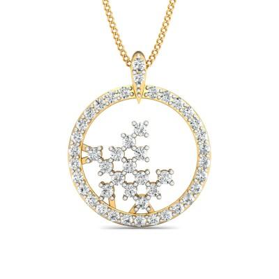 Fabriqua Diamond Pendant