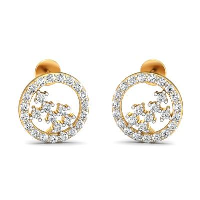 Fabriqua Diamond Earring