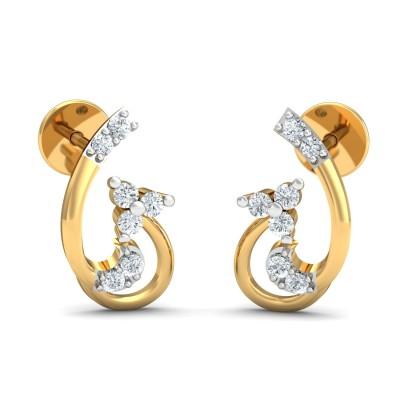 Aruna Diamond Earring