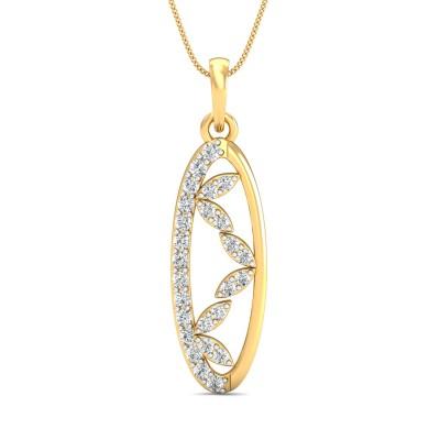 Fahndelia Diamond Pendant