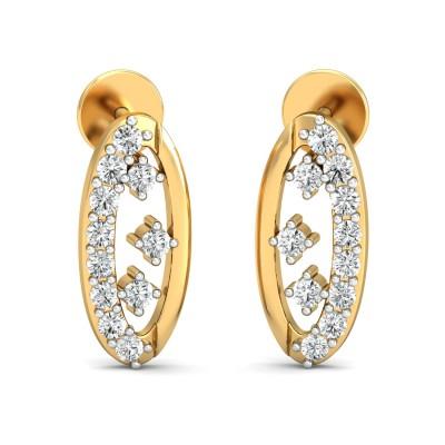 Fahndelia Diamond Earring