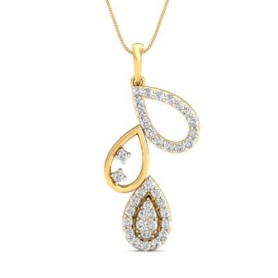 Faigel Diamond Pendant