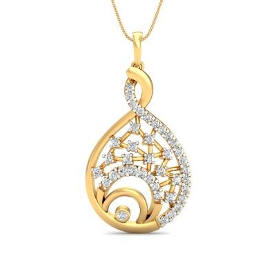 Fairfax Diamond Pendant