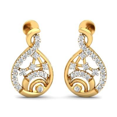 Fairfax Diamond Earring