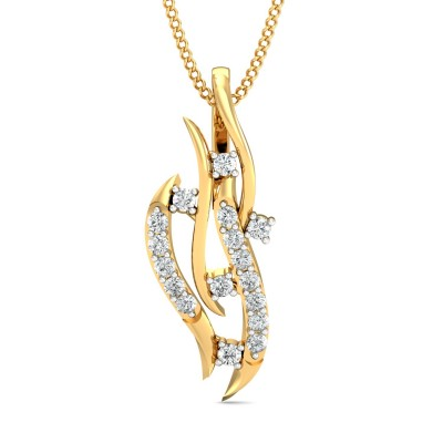 Fairlee Diamond Pendant